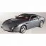 Ferrari 575 GTZ Zagato Grey Hotwheels Elite 1:18th