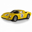 Ferrari 250 Le Mans 1965 #26 Hotwheels Elite 1:18th