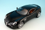 Alfa Romeo 8C Competizione Black Bburago 1/18th Diecast Model