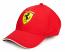 Ferrari Red Shield Classic Hat