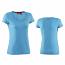 Ferrari Ladies Fernando Alonso Blue Tee Shirt