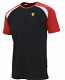 Ferrari Black Shield Race Tee Shirt