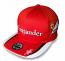 PUMA Ferrari Sebastian Vettel Team Flat Brim Hat