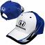 Honda White Logo Lightning Hat