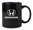 Honda Black Coffee Mug