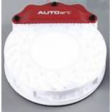 Autoart Brake Disc Memo Pad