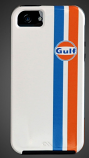 Gulf Le Mans Stripes iPhone 5/5S Bumper Hard Case