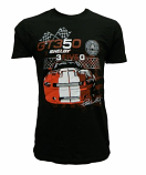 Shelby GT350 Black Tee Shirt