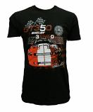 Shelby GT350 Black Tee Shirt