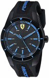 Ferrari Red Rev Black-Blue Watch