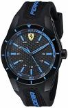 Ferrari Red Rev Black-Blue Watch