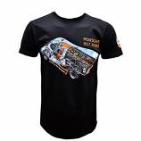 Porsche 917 Kurz Black Tee Shirt