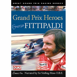 Emerson Fittipaldi Grand Prix Heroes DVD