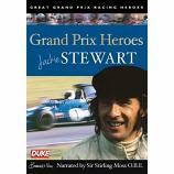 Jackie Stewart Grand Prix Heroes DVD