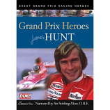 James Hunt Grand Prix Heroes DVD