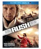 Rush Blu Ray + Digital HD