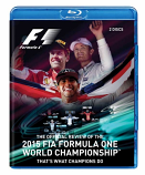 2015 Formula 1 Review Blu Ray
