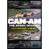 CAN-AM The Speed Odyssey DVD