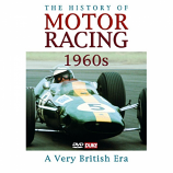 Formula 1 History of Motor Racing 1960's DVD