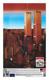 World Trade Center Race Poster