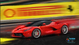 La Ferrari Bad Attitude Canvas Print