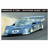 Ferrari 512M 1971 Poster