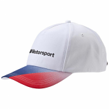 BMW Motorsport Puma White Team Hat