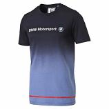 BMW Motorsports Puma Logo Tee Shirt
