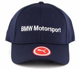 Puma BMW Motorsport Navy Logo Hat