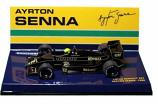 1:43rd Lotus Renault 98T Ayrton Senna 1986