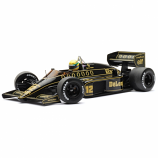 Lotus 98T Ayrton Senna 1986 Minichamps 1:18th