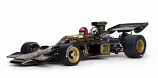 Emerson Fittipaldi Lotus 72D Austrian GP Winner 1:18th