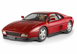 Ferrari 348TB 1989 Red Hotwheels Elite 1:18th