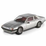 Ferrari 365 GT4 2+2 Silver Hotwheels Elite 1:43rd