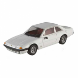 Ferrari 365 GT4 2+2 White Hotwheels Elite 1:43rd