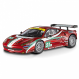 Ferrari 458 Italia GT2 2011 Le Mans #51 Hotwheels Elite 1:43rd Diecast
