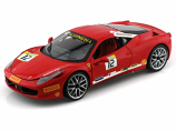 Ferrari 458 Challenge Red 1:18th Hotwheels
