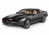 Knight Rider KITT Pontiac Trans AM Hotwheels 1:18th