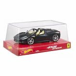 Ferrari 458 Spider Matte Black