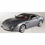 Ferrari 575 GTZ Zagato Grey Hotwheels Elite 1:18th