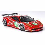 Ferrari 458 Italia GT2 24hr Le Mans #59 BBR 1/43rd Diecast Model