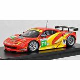 Ferrari 458 Italia GT2 24hr Le Mans #71 BBR 1/43rd Diecast Model