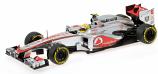 Vodafone McLaren Mercedes Sergio Perez Showcar 2013