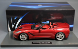 Chevy Corvette Stingray C7 Convertible Cristal Red BBR 1:18th