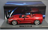 Chevy Corvette Stingray C7 Convertible Cristal Red BBR 1:18th