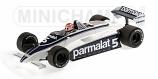 Nelson Piquet Brabham Ford BT49C World Champion 1981