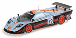 McLaren F1 GTR Gulf #39 1:18th Minichamps 1997