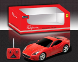 Ferrari California Red R/C 1/18th Remote Control Model