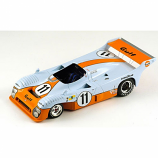 Ford Gulf Mirage Derek Bell 1975 Le Mans Spark 1:18th