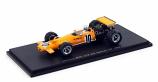 McLaren M7C Bruce McLaren 1969 German GP 1:43rd